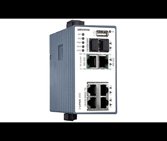 Westermo Lynx Managed Device Server Switch L108-F2G-S2.