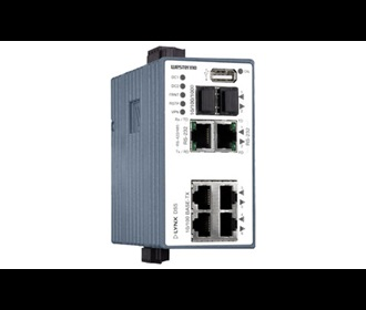 Westermo Lynx Managed Ethernet Switch L206-F2G-S2.