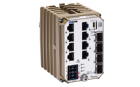 Westermo Industrial Gigabit Switch Lynx 5512.