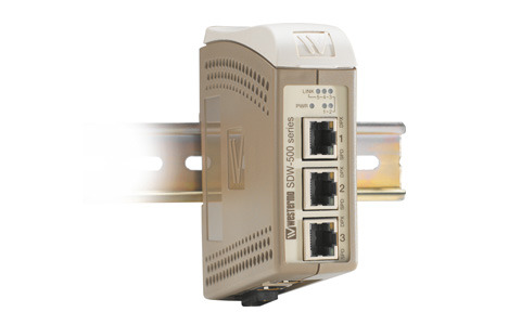 Westermo SDW-532 Industrial Ethernet Switch.